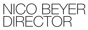 Nico Beyer Director Logo